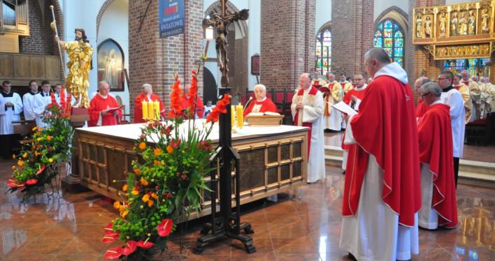 Odpust św. Jakuba w Bazylice Archikatedralnej